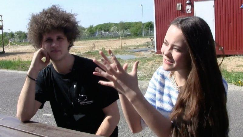 "Blogfoto, Young people consider Varde a ""safe pocket"""