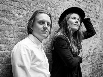 Oskar Stokholm og Carina Juul er startet i Stagis, København